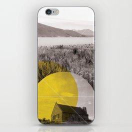 Sojourn series - Lake Tekapo iPhone Skin