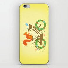 Natural Cycles iPhone & iPod Skin