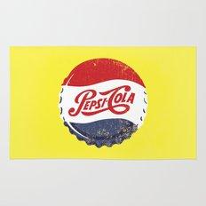 Vintage Pepsi Rug