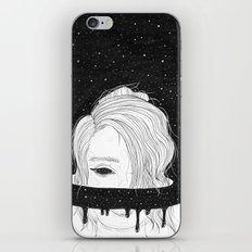 Spaced Out iPhone Skin