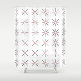 Sun and color 7 Shower Curtain