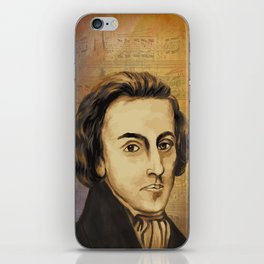F.Chopin iPhone Skin
