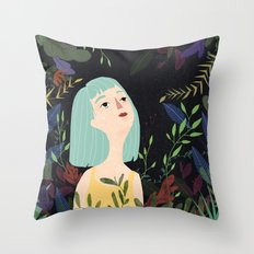 Aude Throw Pillow