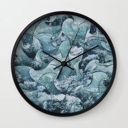 Call the Waves Wall Clock