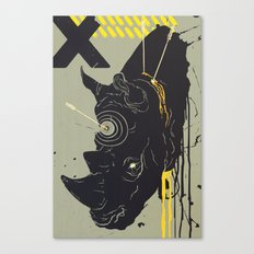 Trophy Kill Canvas Print