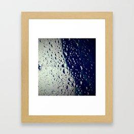 Nature's Ying & Yang Framed Art Print