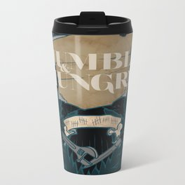 Humble and Hungry Metal Travel Mug