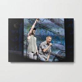 Macklemore & Ryan Lewis Metal Print