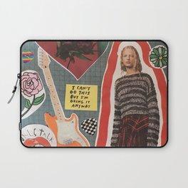 art collage 4 Laptop Sleeve