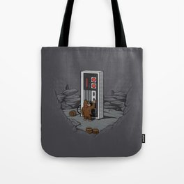 Dawn of gaming Tote Bag