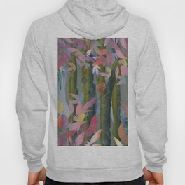 Autumn by a Waterfall Hoody