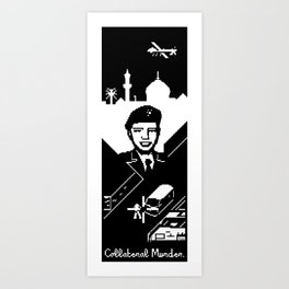 Collateral Murder Art Print