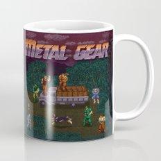Gear Metal Coffee Mug