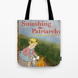 Smashing the Patriarchy Tote Bag