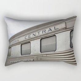 New York Central Rectangular Pillow