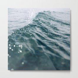 Blue Crush #3 Metal Print
