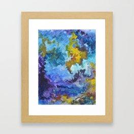 Water No. 5 Framed Art Print