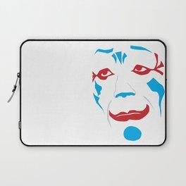 Laugh Clown Laugh Laptop Sleeve