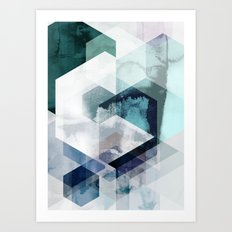 Graphic 165 Art Print