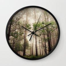 Wanderer Wall Clock