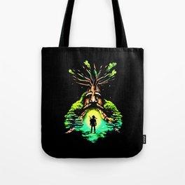 magic tree Tote Bag