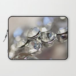 Sparkle - JUSTART ©, macro photography. Laptop Sleeve
