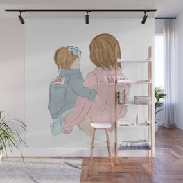 Mother's Day Wall Mural