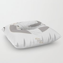 Joker / Pierrot Floor Pillow