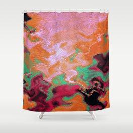 Somkedelic Shower Curtain