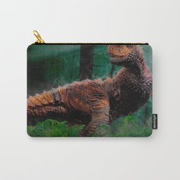 Carnotaurus Dinosaur Cretaceous Period Grass Trees Carry-All Pouch