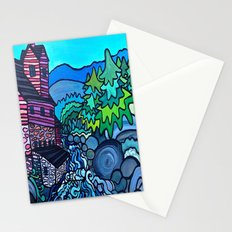 MILL ON THE RIVER Stationery Cards