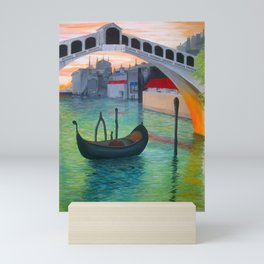 Rialto Mini Art Print