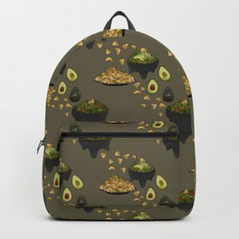 Guacamole and Chips Backpack