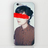 anonymous iPhone & iPod Skins featuring Anonymous. by James Drysdale Photography
