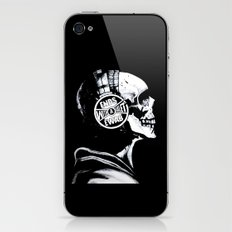Ends With A Bullet  iPhone & iPod Skin