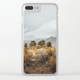 Great Sand Dunes National Park Clear iPhone Case