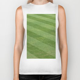 Play Ball! - Freshly Cut Grass - For Bar or Bedroom Biker Tank