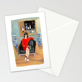 Sargent Girl, All Grown Up Stationery Cards