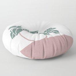 pothos Floor Pillow
