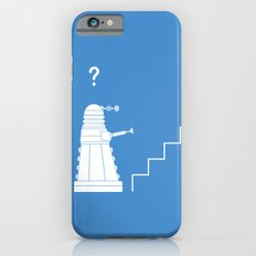 The problem with Daleks. iPhone 6 Slim Case