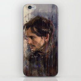 Will Graham iPhone Skin