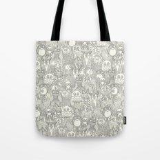pencil pinatas ivory Tote Bag