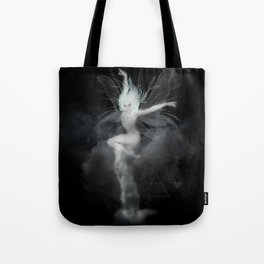 Air Witch - Elements Collection Art Print Tote Bag