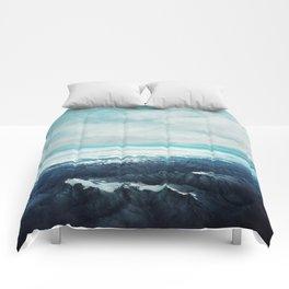 Mountain Sky Comforters