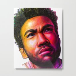 Childish Gambino Metal Print