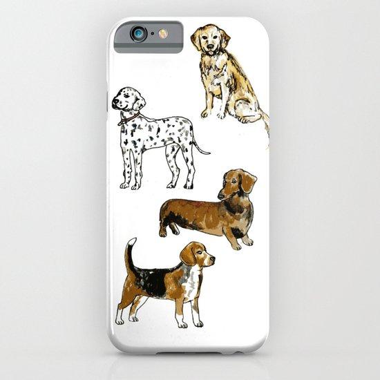 DogDogDogDog iPhone & iPod Case