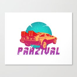 Parzival Canvas Print
