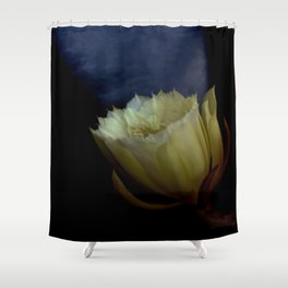 I'll Be Wide Awake By Morning Shower Curtain