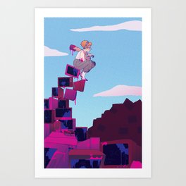 standby Art Print