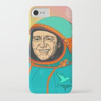 kevin russ iPhone & iPod Cases featuring Kevin Spacey by IvaDim